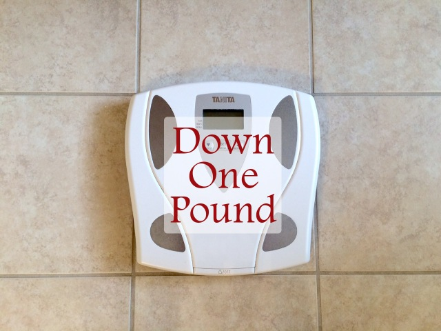 Down One Pound