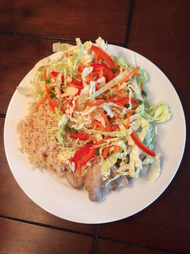 Dinner Day 2