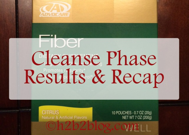 Cleanse Phase